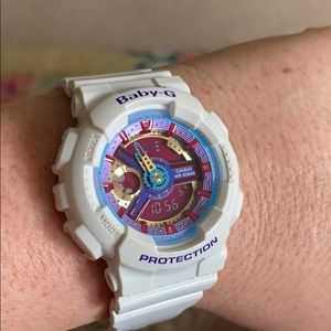 Baby-g protection watch
